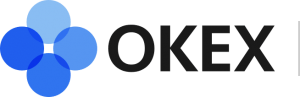 OKEx exchange logo - Cryptocurrency exchanges vergelijken