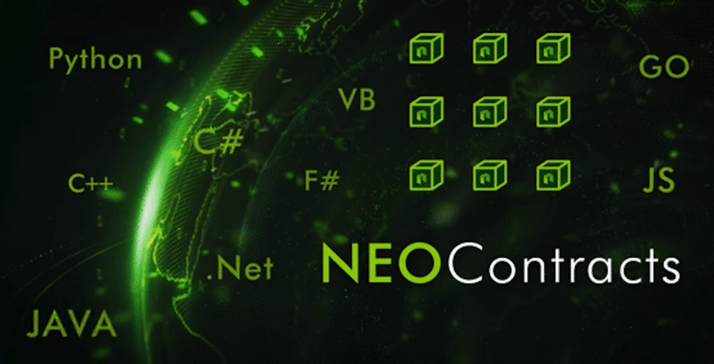 NEO Contracts - Maak kennis met smart contracts