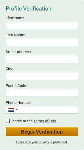 Stappenplan kopen en verkopen op Poloniex: registeren