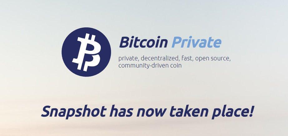 bitcoin-private-snapshot
