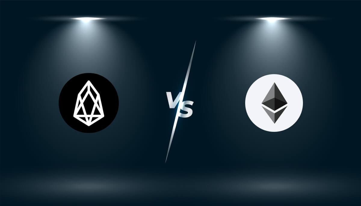 eos vs. ethereum